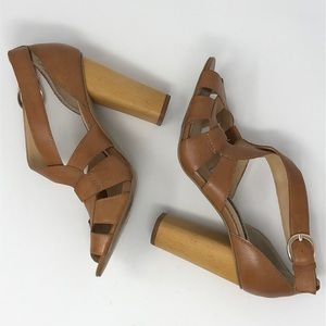 French Connection Petra Leather Sandals